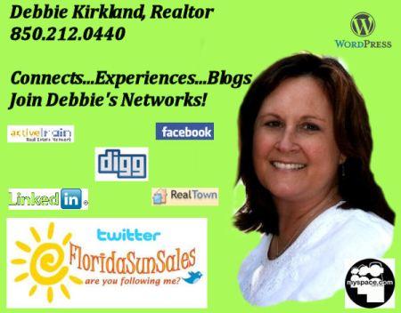 FloridaSunSales, Debbie Kirkland, Realtor